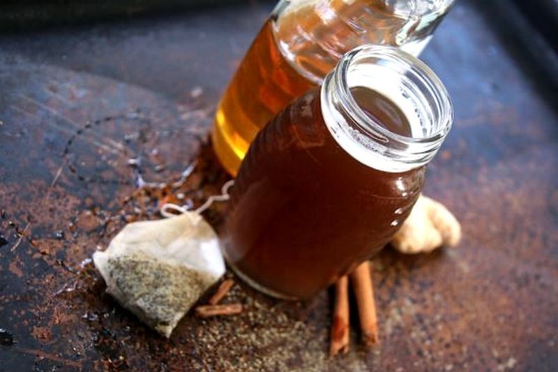 Медовуха с солодом и хмелем